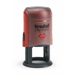 Автоматичен печат Trodat Printy 46030, кръгъл 30мм.