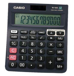 Настолен калкулатор Casio MJ 120D