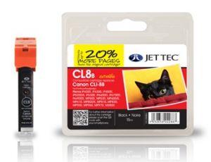 Патрон Jet Tec CLI-8Bk