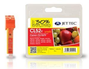 Патрон Jet Tec CLI-521Y