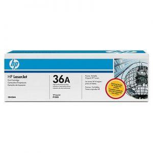 Тонер касета HP CB436A