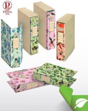 Класьор в кутия Pigna Nature Flowers
