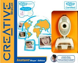 WEB камера Creative Instant Skype