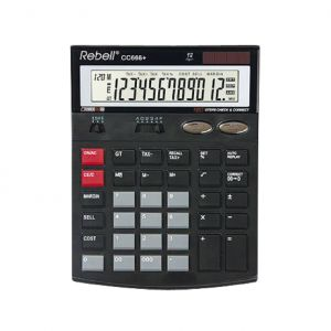 Настолен калкулатор Rebell CC666+
