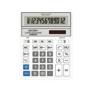Настолен калкулатор Rebell SDC888+