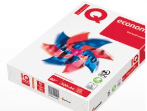 Хартия IQ Economy ,A4, 500 л., 80 g/m2