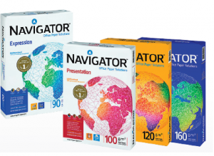 Хартия Navigator ,A4, 125 л.,250 г/м2