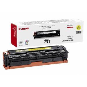 Тонер касета Canon Cartridge CRG-731Y