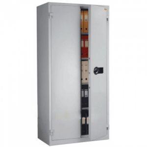 Огнеупорен шкаф Brand Mauer 1993EL с 4 етажерки с електронна брава