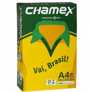 Копирна хартия Chamex, А4, 75гр., 500л.