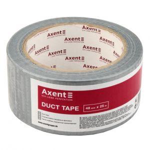 Универсална лента Axent Duct Tape 48 mm x 25 m Сив