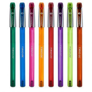 Химикалка Unimax Trio Neon DC 1.0 mm Син