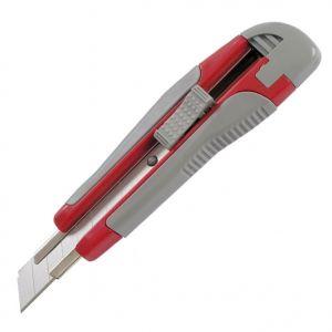 Макетен нож с метален водач Axent 18mm