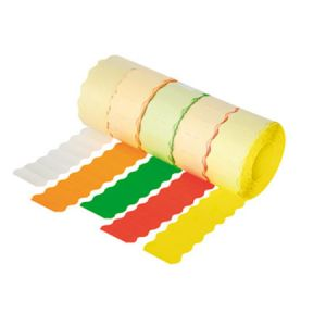 Етикети за маркиращи клещи 26х12 mm