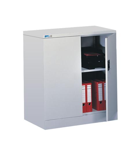 Метален шкаф с 1 рафт Silverline FPCE40