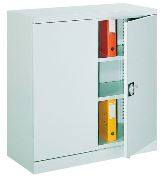 Метален шкаф Malow Office Locker с 2 рафта