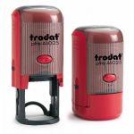 Автоматичен печат Trodat Printy 46025, кръгъл 25мм.