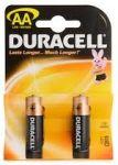 Алкални батерии Duracell Basic LR6/AA, 2бр