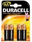 Алкални батерии Duracell Basic LR6/AA, 4бр