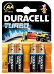 Алкални батерии Duracell Turbo LR6/AA, 4бр