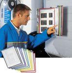 Информационна система за стена Tarifold Metal