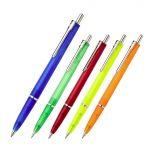 Автоматична химикалка Ico Silver ice