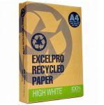 Хартия ExcelPro 100% recycled A4 500 л. 80 gr/m2
