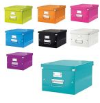Архивна кутия Leitz Click & Store