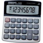 Настолен калкулатор ASSISTANT AC 2112