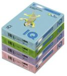 Цветна хартия IQ Color, 80гр., 500л.