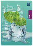 Тетрадка Interdruk Fresh Mint, A5 ,60 л.