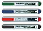 Маркер за бяла дъска Office Point, комплект 4 цвята