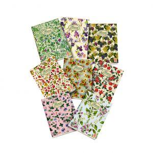 Тетрадка с меки корици Pigna Nature Flowers А5