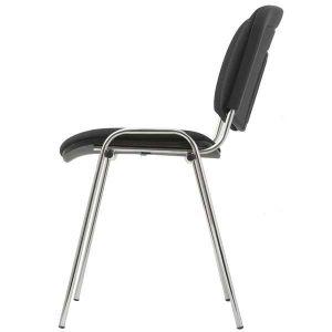 Посетителски стол ISO Chrome еко кожа