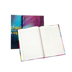 Тетрадка с твърди корици А4, 80 листа