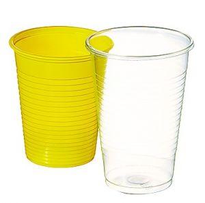Пластмасови чаши 200 ml, 100бр.