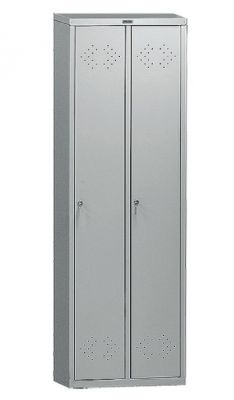 Метален гардероб Промет LE21 с 2 врати