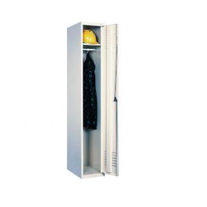 Метален гардероб Malow Wardrobe Locker с 1 врата