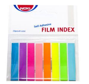 Лепящи PVC индекси 8 цвята
