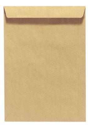 Кафяв плик C5, 100бр.