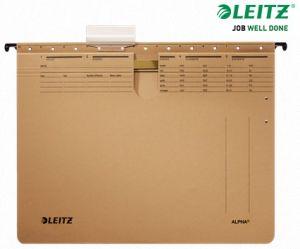 Висяща L-образна папка за картотека Leitz