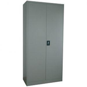Метален шкаф с 4 рафта