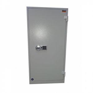 Огнеупорен шкаф Brand Mauer 1260EL с 2 етажерки с електронна брава