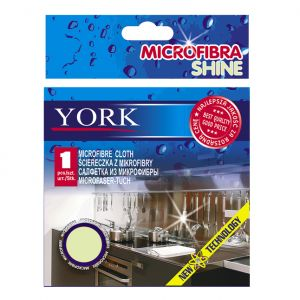Микрофибърна кърпа за екрани YORK