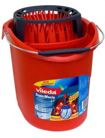 Кофа с цедка Vileda Super Mocio, 10L