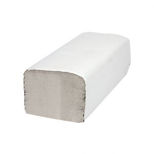 Сгънати кърпи за ръце Clean, Z-образни, 200бр