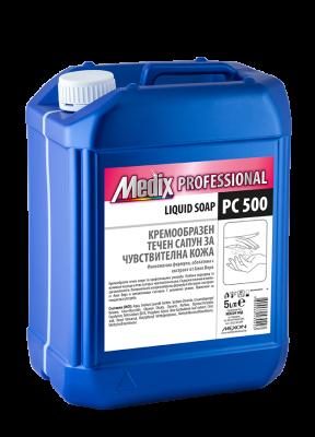 Течен сапун Medix, 5L