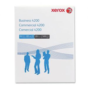 Бяла копирна хартия Xerox Business А3, 80гр., 500л.