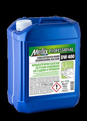 Препарат за съдове Medix Duo Action Balsam, 5L