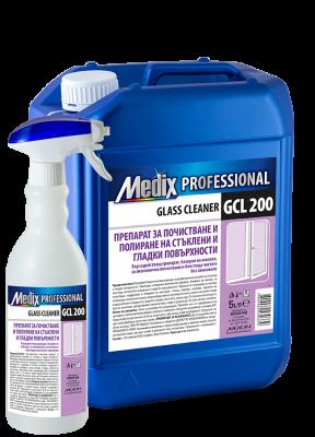 Препарат за прозорци Medix Glass Original,5 L